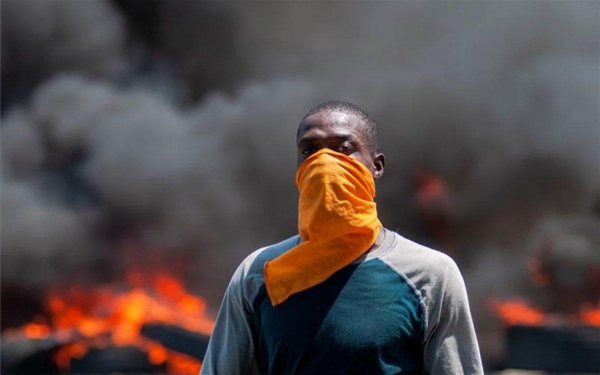 Aumentan las protestas sociales en Haití.