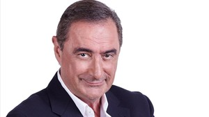 El radiofonista Carlos Herrera, en una imagen promocional.