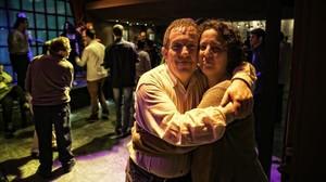 Sesión para discapacitados en la discoteca barcelonesa Luz de Gas.