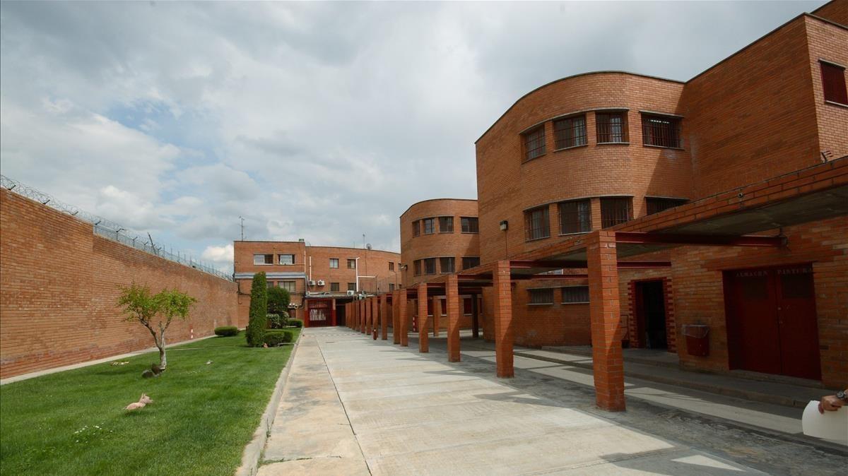 Imagen de archivo del centro penitenciario Ponent.