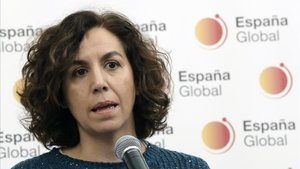 Irene Lozano, secretaria de Estado de España Global