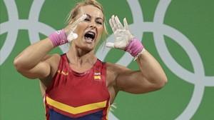 Lydia Valentín aspira a tres medalles olímpiques