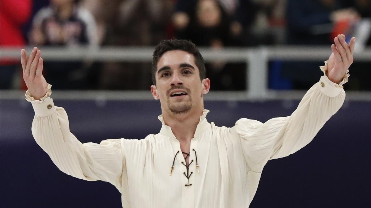 Javier Fernández es retirarà després de l'europeu del 2019