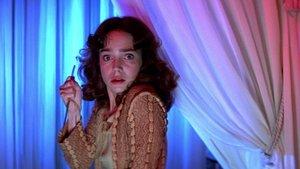 Jessica Harper, en un fotograma de Suspiria, de Dario Argento