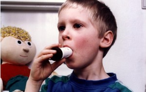 Un 12% de los niños sufren asma y la mitad no están diagnosticados