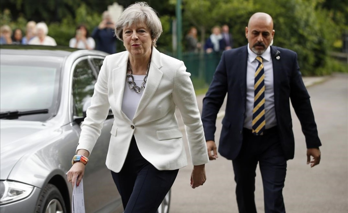 El tiro por la culata de Theresa May