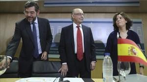 Extremadura se desmarca del 'no' del PSOE al techo de déficit