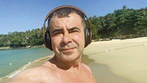 El increíble verano de Jorge Javier Vázquez a bordo de un yate