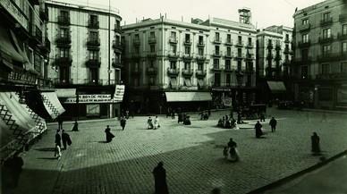 ¿Por qué la plaza del Àngel de Barcelona, en Jaume I con via Laietana, se llama así?