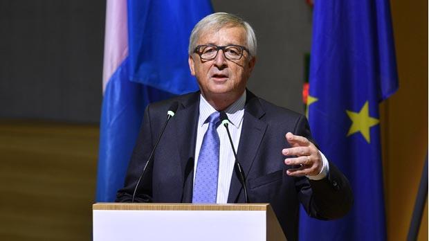 Juncker cierra la puerta a una posible mediación de la Unión Europea en la crisis política en Catalunya.