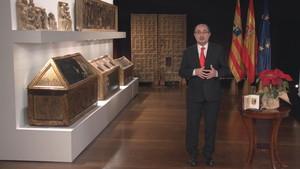 El gobierno de Aragón ha enviado un libro para rebajar la tensión con sus vecinos de Lleida, con resultados adversos.