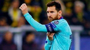 Leo Messi ha vuelto a los terrenos de juego y podría jugar sus primeros minutos en liga