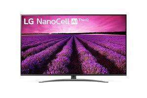Televisor LG Nanocell con Alexa.