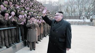 El 'reparto' de Corea del Norte