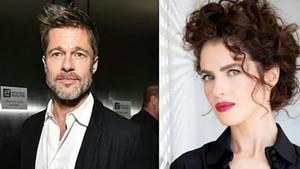 Brad Pitt surt amb l'arquitecta Neri Oxman