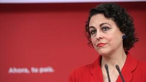 """La nueva ministra de Trabajo, Magdalena Valerio, reunirá a patronal y sindicatos para un """"replanteamiento total"""" de la reforma laboral"""