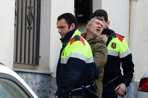 Jordi Magentí, sospechoso del doble crimen de Susqueda.