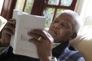 Mandela, en una foto de archivo tomada el 17 de junio de 2011.