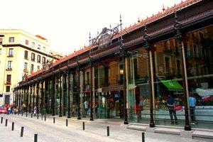 El mercado de San Miguel.