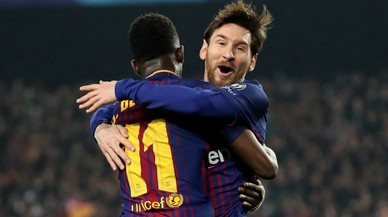 ¿Y quién no querría depender de Messi?