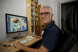 Miguel Gallardo.