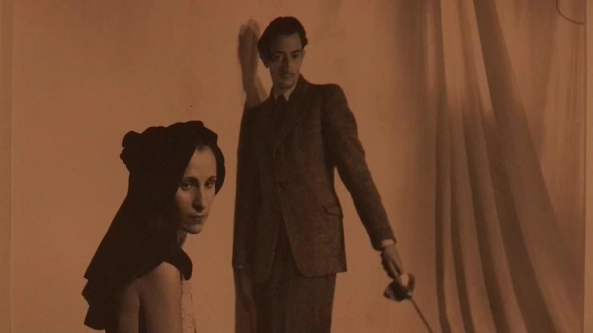 EL MNAC reivindica el papel artístico de Gala más allá de musa de Dalí.