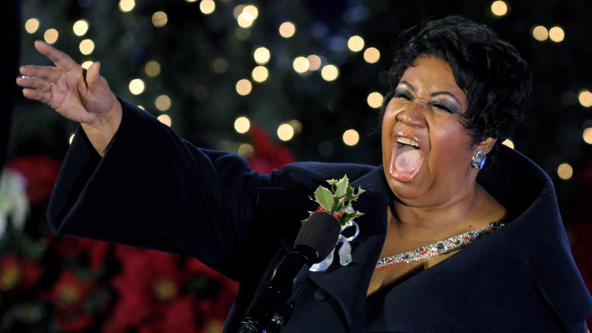 Muere Aretha Franklin a los 76 años de cáncer.