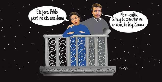L'humor gràfic de Juan Carlos Ortega del 17 de Julio del 2018