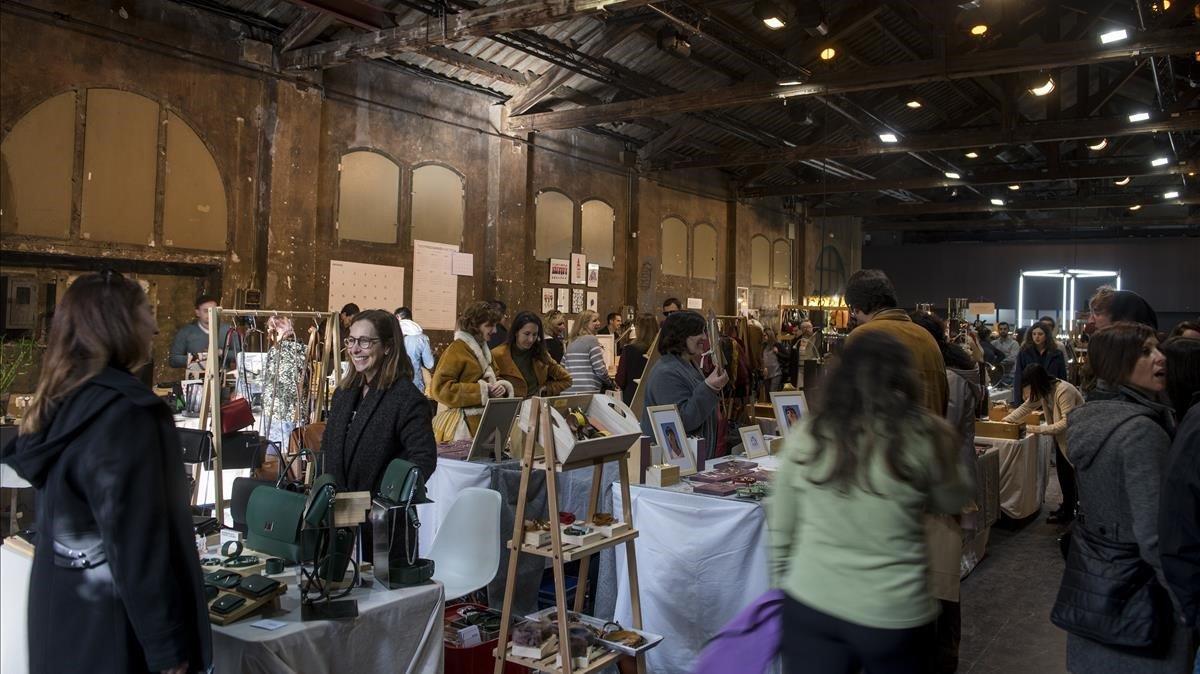 Palo Market Fest, el pasado 1 de diciembre.