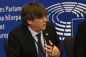 El TC inadmet el recurs de Puigdemont contra la decisió del TS que va impedir a Turull ser investit