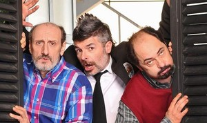 Imagen de la serie La que se avecinade Mediaset.