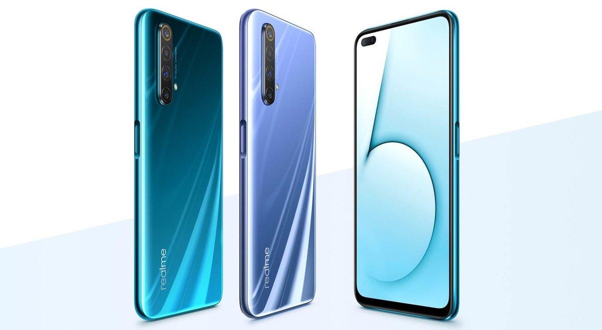 Arriba el Realme X50 5G, amb connectivitat 5G i pantalla de 120Hz per 349 euros