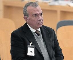 Roberto López Abad, exdirector general de la CAM, en uno de los juicios por su gestión de la caja de ahorros alicantina