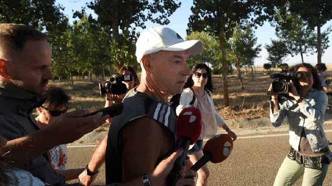 El etarra Santi Potros sale de la cárcel tras 31 años por 40 asesinatos