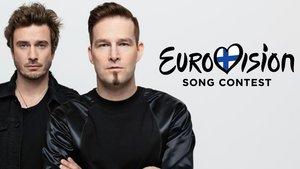 Sebastian Rejman y Darude, representantes de Finlandia en Eurovisión 2019