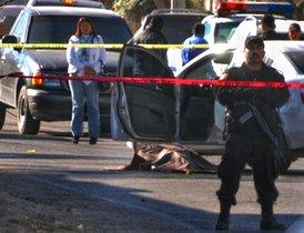 Los presuntos criminales utilizaban uniforme tipo militar.