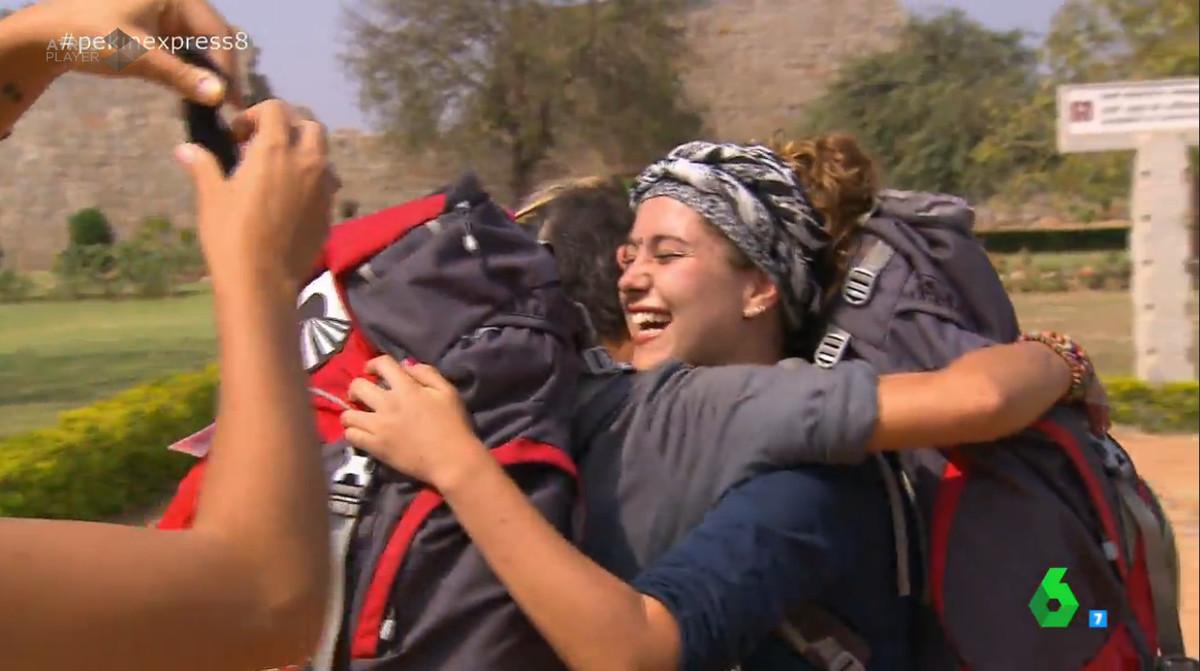 La madre e hija de León consiguieron ser las primeras en llegar a la segunda meta de la etapa, salvándose así de la expulsión y consiguiendo el pase al siguiente punto de la carrera.
