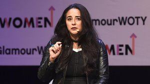 La escritora Soraya Chemaly.