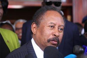 Abdallá Hamdok, el nuevo primer ministro de Sudán.