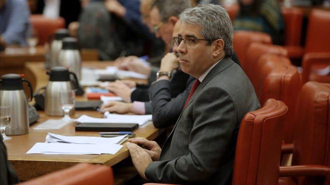 El Supremo sienta en el banquillo a Homs por el 9N.