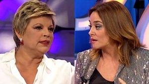 """Toñi Moreno, en su entrevista a Terelu Campos: """"¿Me bloqueaste del móvil de tu madre?"""""""