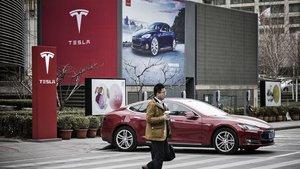 Tesla aprovecha su condición de fabricante en China y se coloca como segunda marca de eléctricos en el país