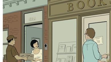 ¿Qué ves en esta viñeta de 'The New Yorker'?