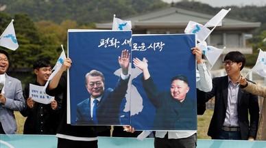 Las dos Coreas celebran la primera cumbre presidencial en una década