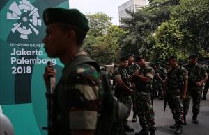 Almenys 77 morts en l'operatiu contra la delinqüència a Indonèsia prèvia als Jocs Asiàtics