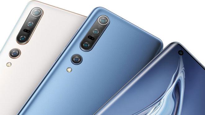 Xiaomi treu a l'abril els nous models de 'smartphones' Mi 10, Mi 10 Pro i Mi 10 Lite 5G