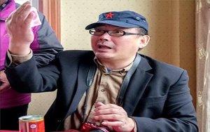 El escritor de nacionalidad australiana Yang Hengjun.