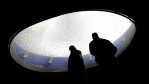 Homenatge de Madrid a les 193 víctimes de l'11-M