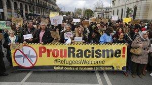 El racisme entre veïns es duplica a Catalunya