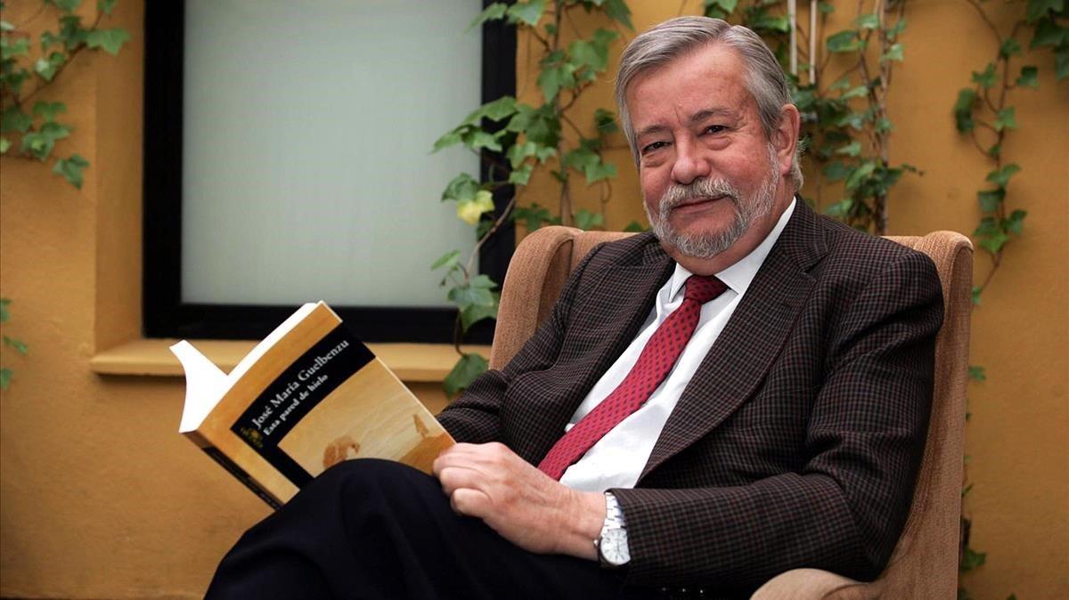 José María Guelbenzu.